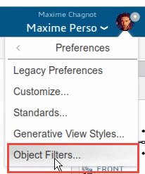 Object Filters